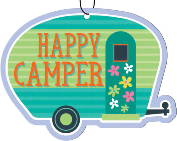 Happy Camper 3pk Air Freshener