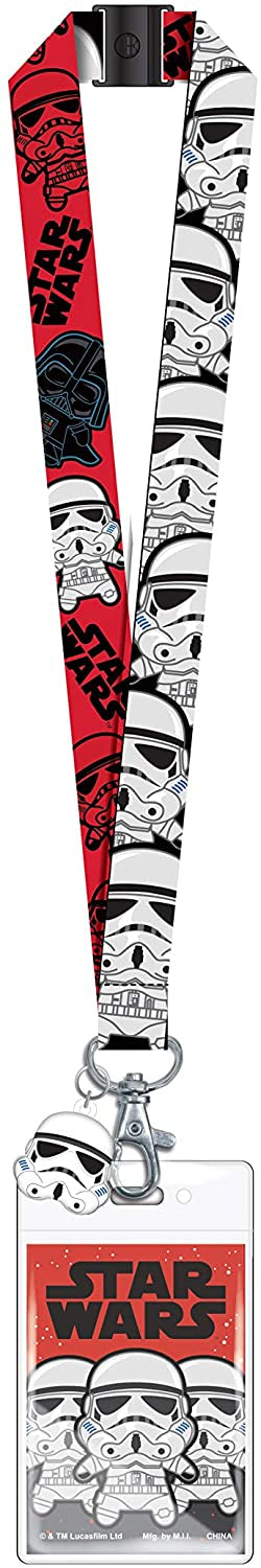Star Wars - Storm Trooper Lanyard