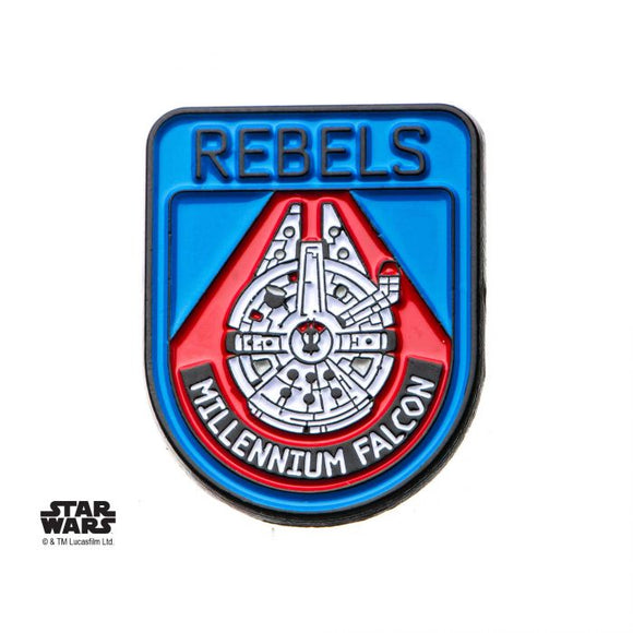 Star Wars - Millenium Falcon Rebels Enamel Lapel Pin