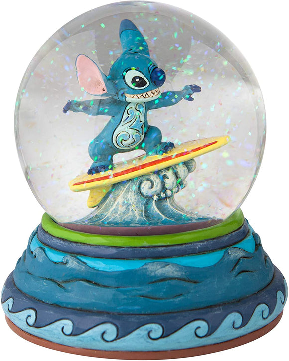 Stitch Surfing Globe