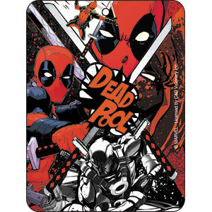 Deadpool - Collage Air Freshener - Disc