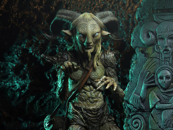 Pan's Labyrinth - Old Faun 7