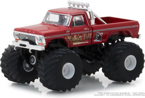 Kings Of Crunch Srs 2 Walking Tall Ford Die Cast