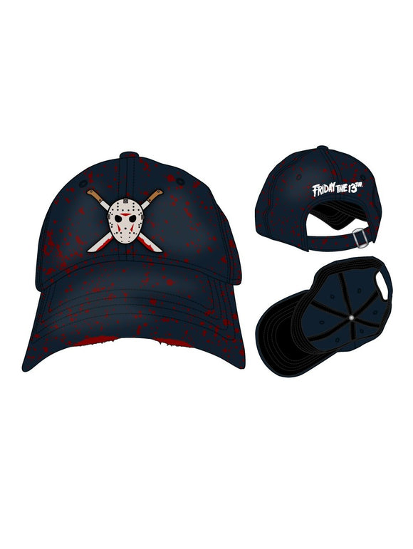 Friday the 13th - Blood Splatter Hat