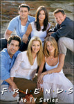 Friends - Cast on Beach Magnet