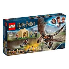 Harry Potter: Hungarian Horntail Triwizard Challenge Lego