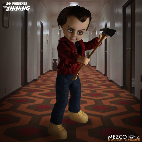 Living Dead Dolls - The Shining: Jack Torrance