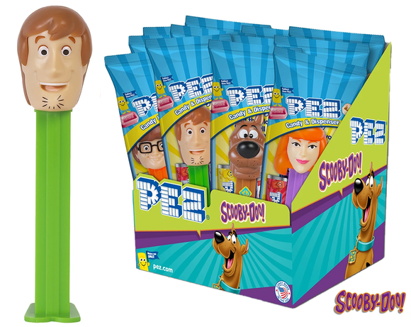 Scooby-Doo - Shaggy Bagged PEZ