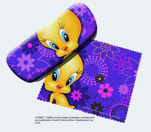 Tweety Eyeglass Case