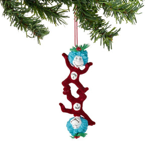 Dr. Seuss - Thing One Thing Two Ornament
