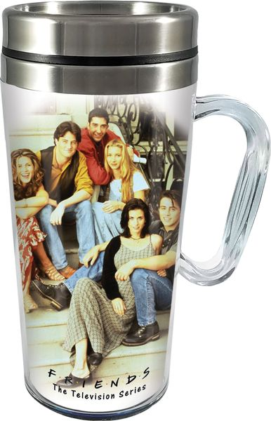 Friends - Group Photo Travel Mug