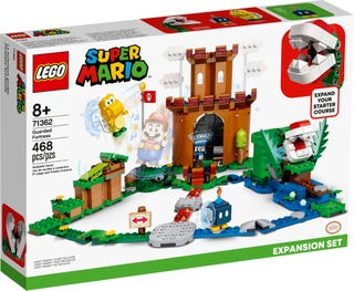 Super Mario - Guarded Fortress Expansion Set