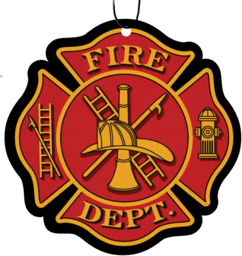 Fire Department 3pk Air Freshener
