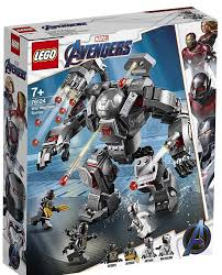 AVENGERS War Machine Buster LEGO