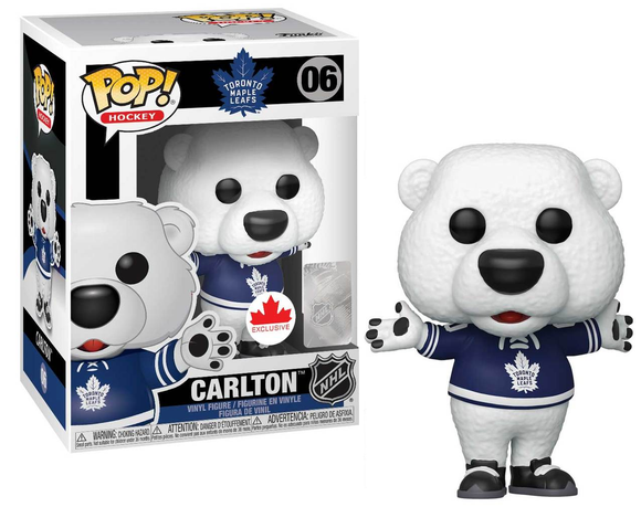 POP! NHL Mascots - Carlton