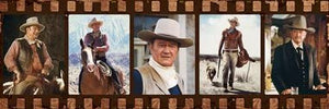 John Wayne Forever In Film 1000pc Puzzle