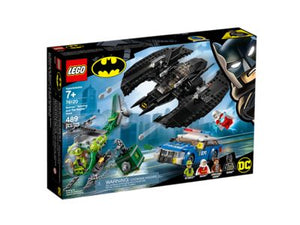 Lego Batman - Batwing & The Riddler Heist