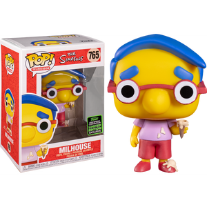 POP! Simpsons - Milhouse (2020 Spring Convention Exclusive)