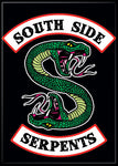 Riverdale - Southside Serpents Magnet