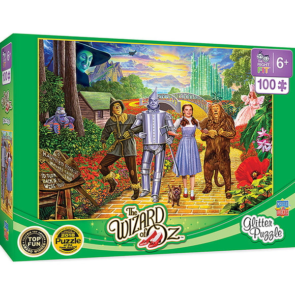 Wizard of Oz 100pc Puzzle