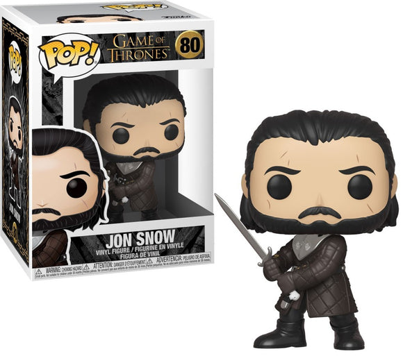POP! Game Of Thrones - Jon Snow S.8