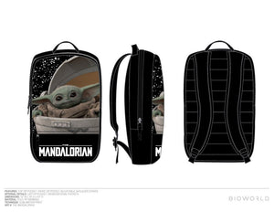 Star Wars - The Child Printed Backpack