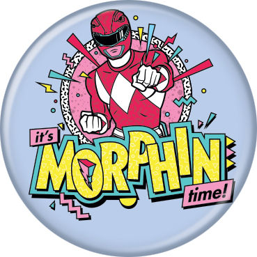 Power Rangers - Morphin Time Button