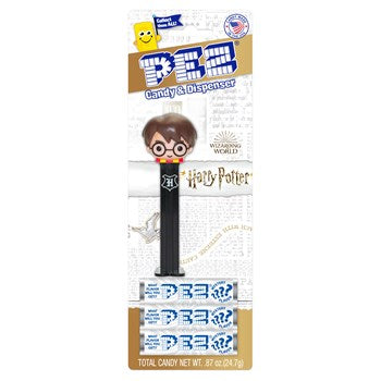 Harry Potter - Harry Blister Pack PEZ