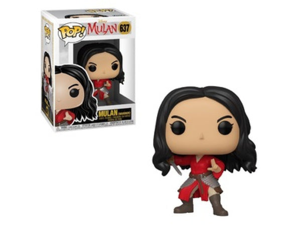 POP! Mulan 2020 - Warrior Mulan