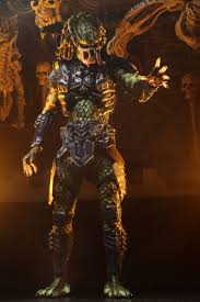 "Ultimate Lost Predator 7"" Action Figure"