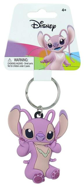 Lilo & Stitch - Angel Soft Touch Keychain