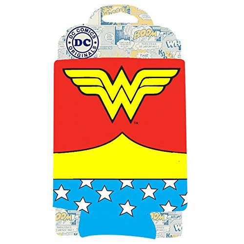 Wonder Woman Uniform Can Hugger