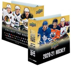 Upper Deck 2020-2021 Hockey Cards