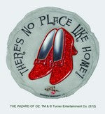 WIZARD OF OZ Ruby Slippers STEPPING STONE