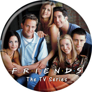 Friends Cast Button