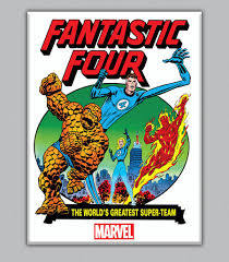Fantastic Four Pin