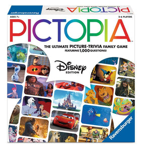Pictopia Disney Edition Game