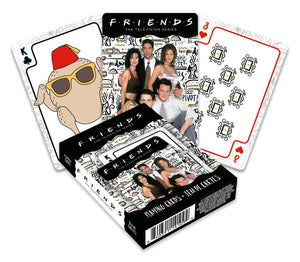 Friends - Icons Playing Cards