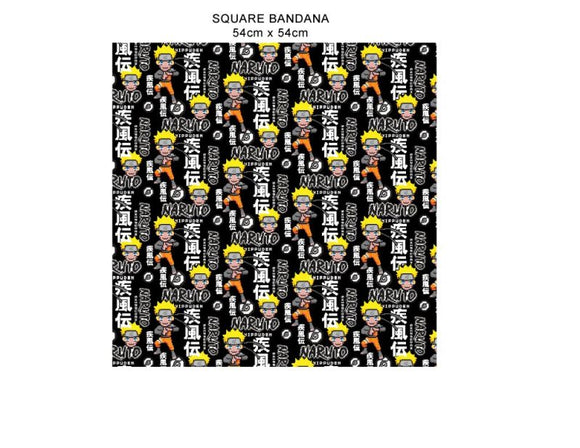Naruto All Over Print Bandana