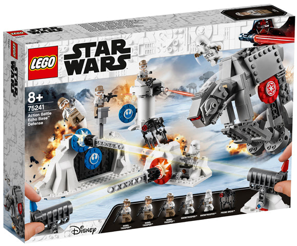 STAR WARS Action Battle Echo Base Defense LEGO
