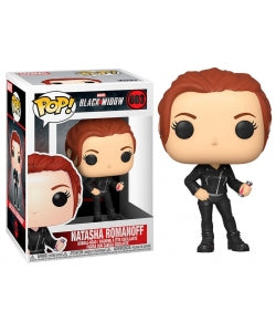 POP! Black Widow - Natasha Romanoff
