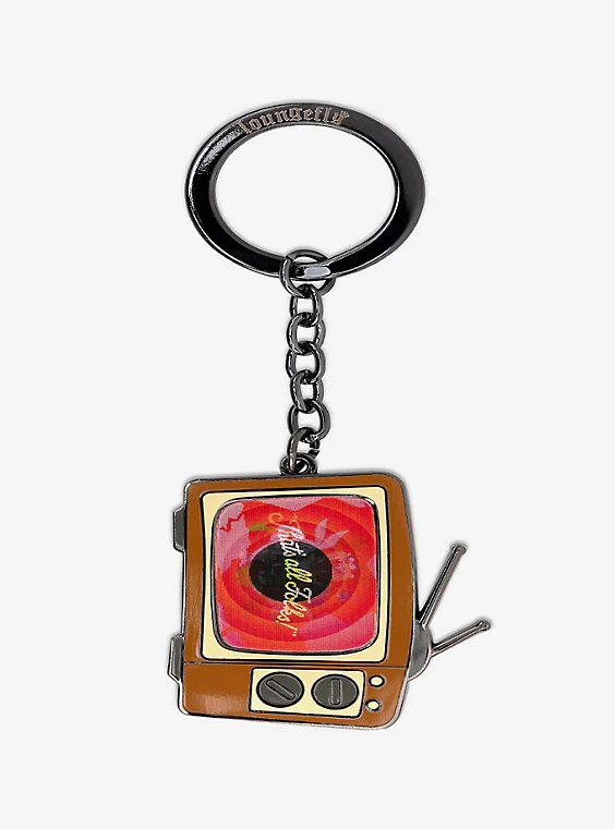 Loungefly - Looney Tunes: TV Keychain