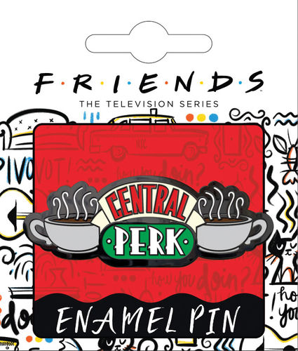 Friends - Central Perk Pin