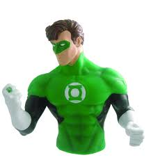 Green Lantern - New 52 Bust Bank