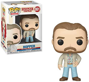 POP! Stranger Things - Hopper Date Night