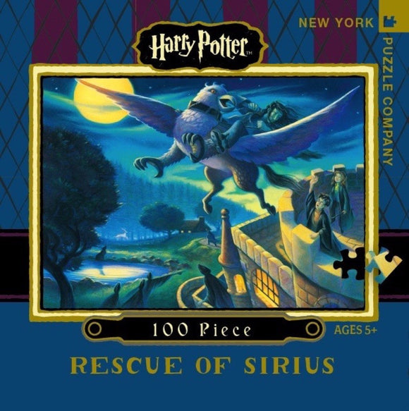 Harry Potter - Recue Of Sirius 100pc Puzzle