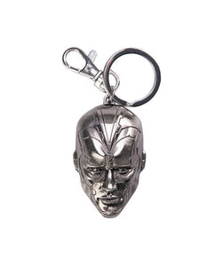 Avengers - Vision Head Pewter Keychain