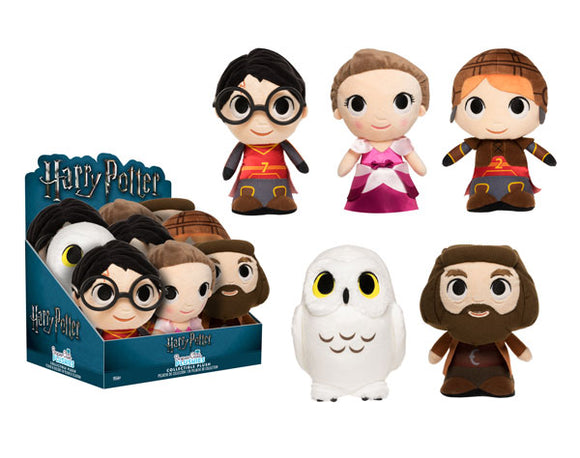 Harry Potter Supecute Plush Wave 2