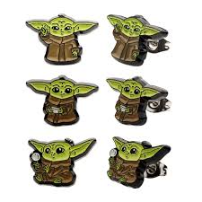Star Wars - The Child Earring Set