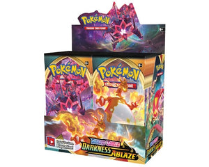 Pokemon Sword & Shield Darkness Ablaze Themed Decks